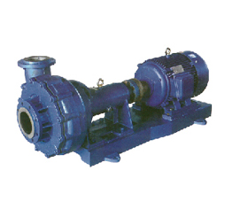 UHB系列耐腐耐磨卧式泵