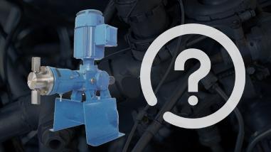 使用高压计量泵时要注意哪些事项